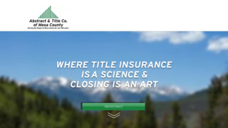 Abstract & Title Co.of Mesa County