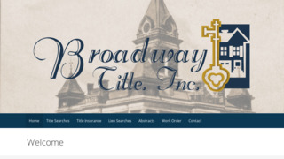 Broadway Title Insurance