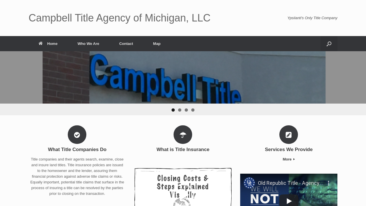 Campbell Title Agency of Michigan