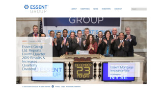 Essent Group, Ltd.