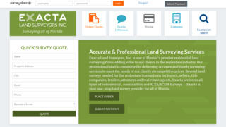 Exacta Land Surveyors