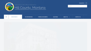 Hill County Government , Montana