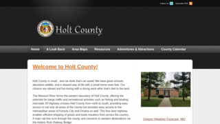 Holt County Government , Missouri