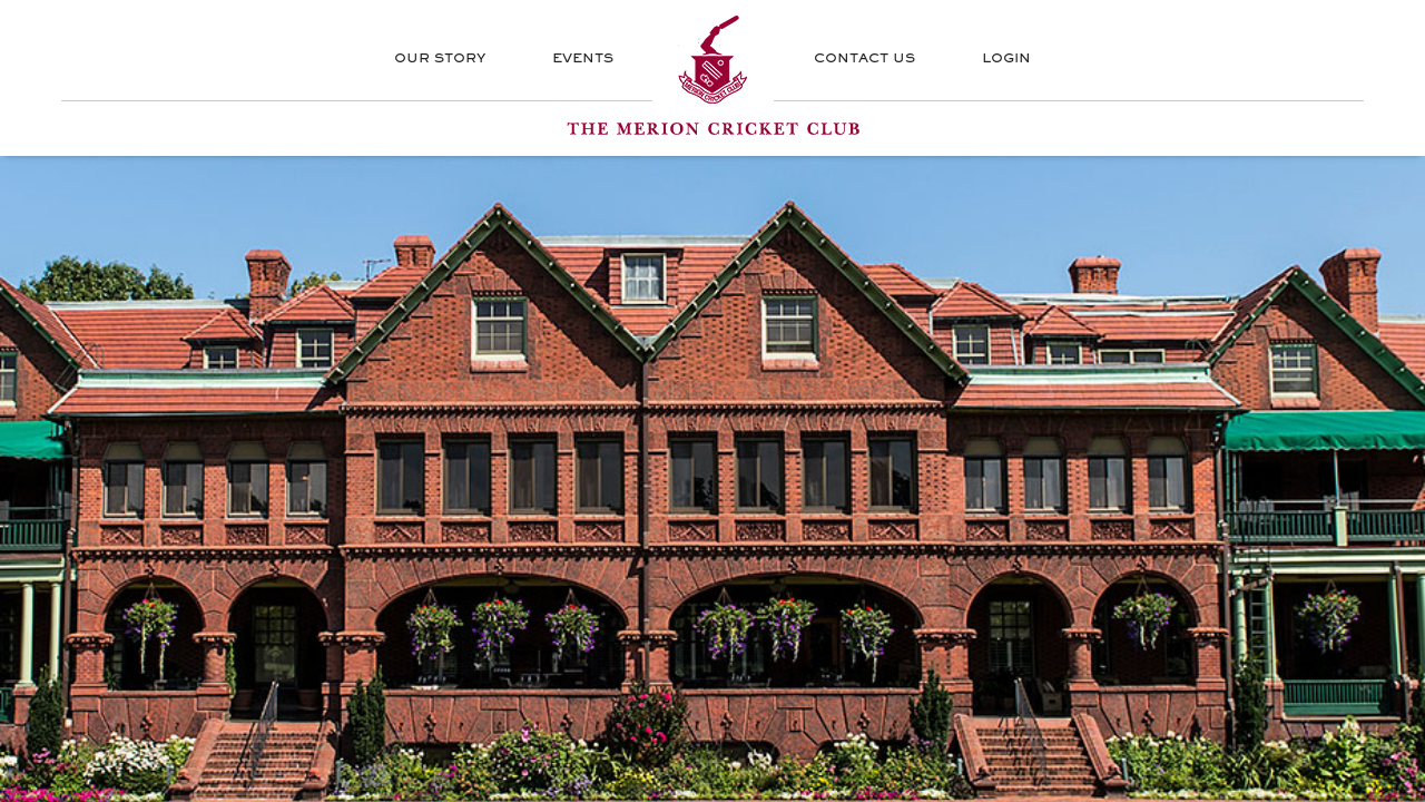 The Merion Cricket Club