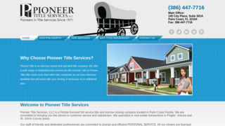 Pioneer Title Services