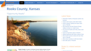 Rooks County Government , Kansas
