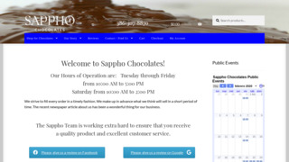 Sappho Chocolates