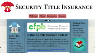 Security Title Insurance Agency Inc
