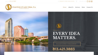 Stanton IP Law Firm, P.A.