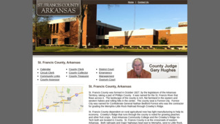 St. Francis County Government, Arkansas
