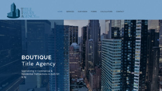 Title Issues Agency