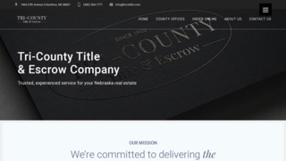 Tri-County Title & Escrow Co