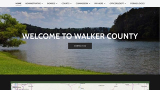 Walker County Government, Alabama
