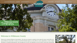 Wilkinson County Government , Mississippi