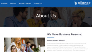 ALLIANCE BUSINESS SERVICES
