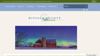 Buffalo County Government , Wisconsin