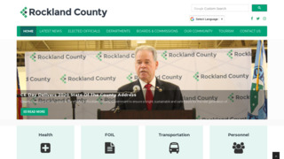 Rockland County Government , New York