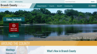Branch County Government , Michigan