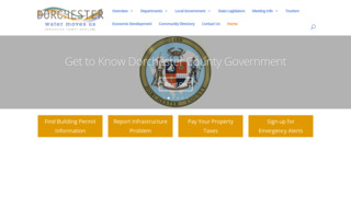 Dorchester County Government , Maryland
