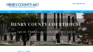 Henry County Government , Missouri
