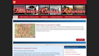 Lawrence County Government, Arkansas
