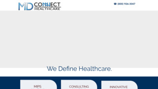 MDconnect Healthcare Inc.