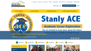Stanly Community College (SCC)