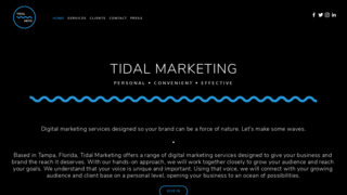 Tidal Marketing