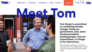 Tom Steyer 2020