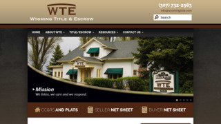 Wyoming Title & Escrow