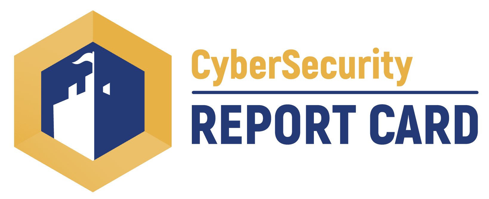 Cybersecurity Report Card Logo - cybersecurity assessment